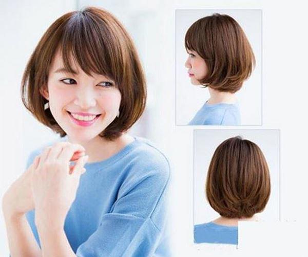 Những kiểu tóc ngắn đẹp 2020 được yêu thích nhất-10
