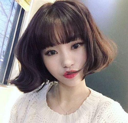 Những kiểu tóc ngắn đẹp 2020 được yêu thích nhất-35