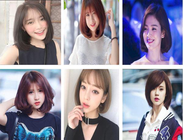 Những kiểu tóc ngắn đẹp 2020 được yêu thích nhất-5
