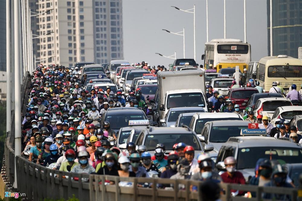 Ô nhiễm vượt mức: Đề xuất xe phải rửa trước khi vào Hà Nội-3