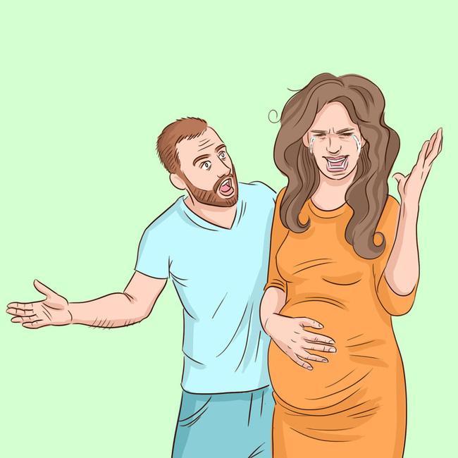 Nếu muốn con sinh ra ít quấy khóc, ốm đau, mẹ bầu nên tránh 9 hành động ảnh hưởng đến con sau đây-1