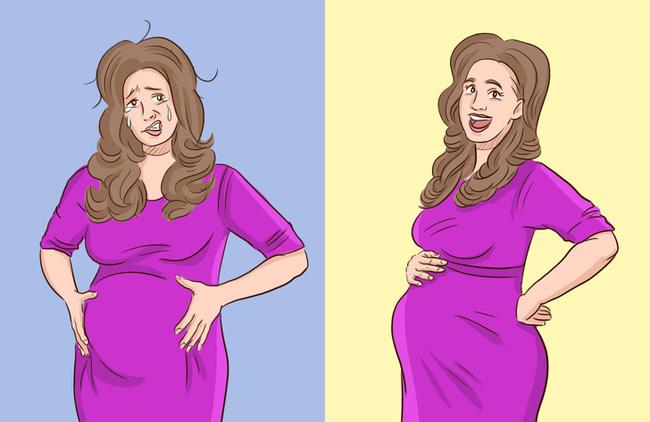 Nếu muốn con sinh ra ít quấy khóc, ốm đau, mẹ bầu nên tránh 9 hành động ảnh hưởng đến con sau đây-3