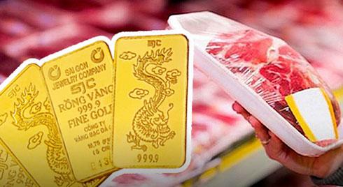 20kg thịt lợn đã ngót nghét chỉ vàng, người tiêu dùng đau đầu nghĩ tới chuyện sắm Tết