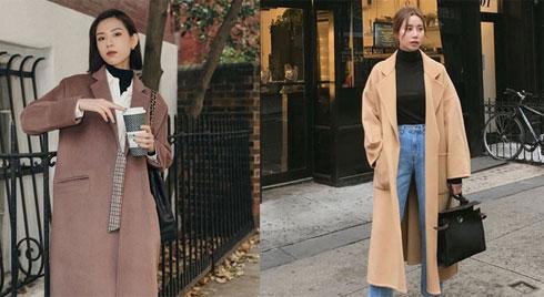 """Trời lạnh, áo khoác dạ """"đắc sủng"""" và bạn nên ghim 4 tips diện item này vừa trẻ vừa ấm để không hóa bà thím co ro giữa ngày Đông"""
