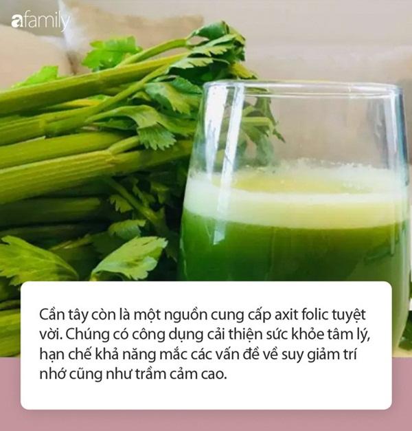 Ăn rau cần tây giúp cơ thể nhận được vô vàn những lợi ích này nhưng ít ai biết-2