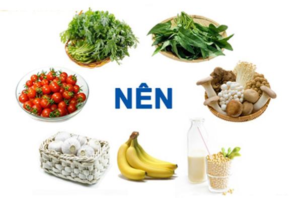 Người bệnh tăng huyết áp nhất định phải biết những loại thực phẩm này-1