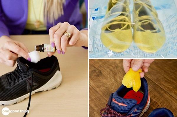 5 mẹo đơn giản giữ giày thể thao không bị hôi-5