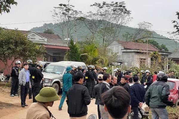 Đối tượng nghi ngáo đá đâm chết 5 người ở Thái Nguyên-1