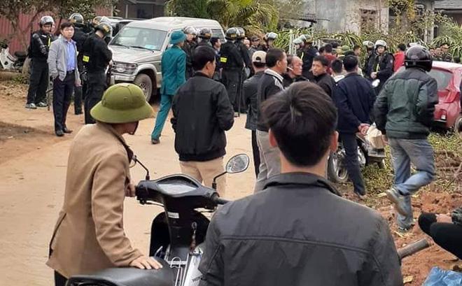 Xác định danh tính 6 nạn nhân thương vong trong vụ thảm án ở Thái Nguyên-1