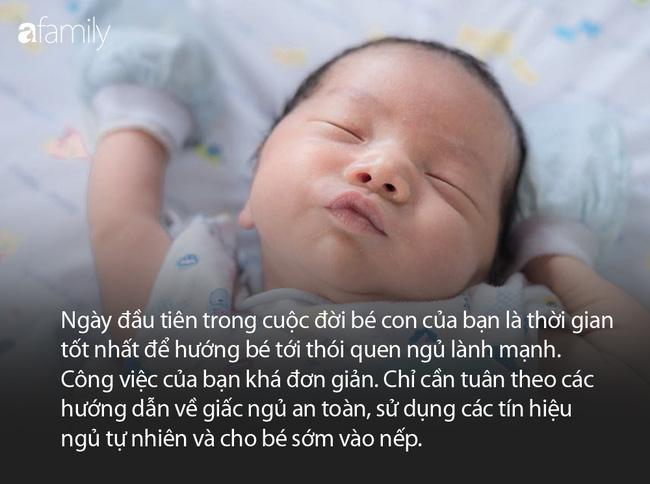 5 trợ thủ đắc lực được các mẹ áp dụng hiệu quả để giúp bé tự ngủ, ngủ ngoan và sâu giấc hơn-1