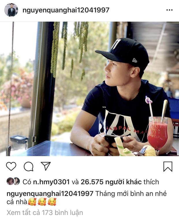Quang Hải du lịch kín cùng bạn gái tin đồn Huyền My, fan lại vô tư đăng ảnh selfie cùng thần tượng để lộ tất cả?-7