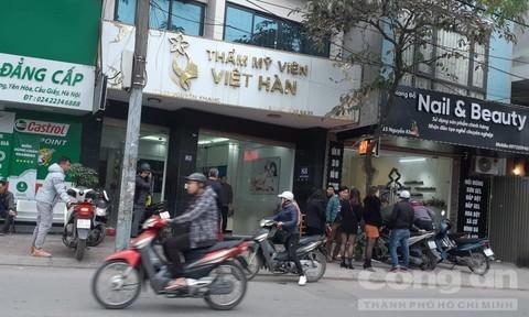 Người đàn ông tử vong khi đến thẩm mỹ viện Việt Hàn hút mỡ-2