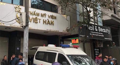 Người đàn ông tử vong khi hút mỡ bụng ở thẩm mỹ viện là phó Trưởng Công an thành phố