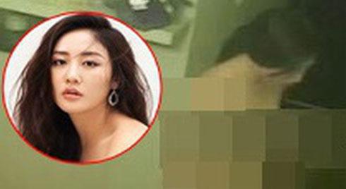 Xôn xao thông tin Văn Mai Hương bị lộ một loạt 5 clip nhạy cảm tại nhà riêng
