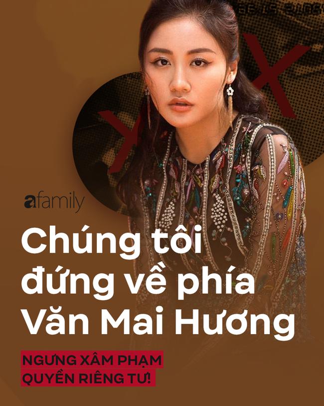 Xót xa với tin nhắn Văn Mai Hương gửi bạn thân khi bị lộ clip riêng tư: Em chỉ muốn chết thôi...-2