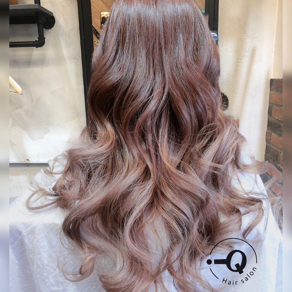 Tết đến nhuộm tóc màu gì vừa sang vừa đẹp? Cứ căn cứ vào tông da là rõ-12