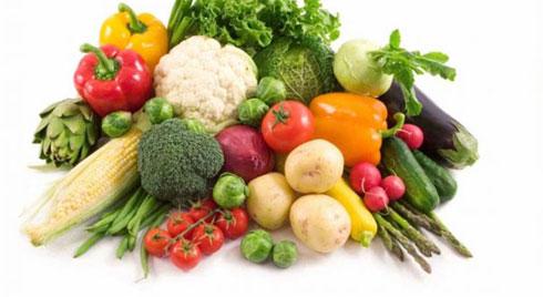 8 loại rau củ giàu protein nhất cho người ăn chay