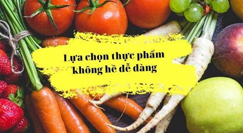 Đừng lo thực phẩm bẩn, bỏ túi ngay mẹo chọn rau sạch để đảm bảo sức khỏe cả nhà