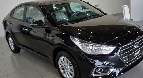 Đánh giá chi tiết xe Hyundai Accent 2020