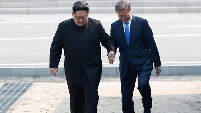 TT Hàn Quốc bày tỏ mong muốn đặc biệt với Triều Tiên tại Olympics Nhật Bản