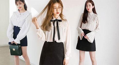 Khéo chọn áo sơ mi cách điệu, phong cách đi làm của chị em sẽ bớt nhàm chán hơn nhiều