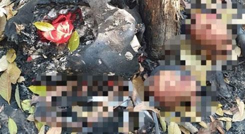 Vụ phát hiện xương người trong vali ở Tây Ninh: Kinh hoàng phát hiện thêm 7 bộ xương cốt khác