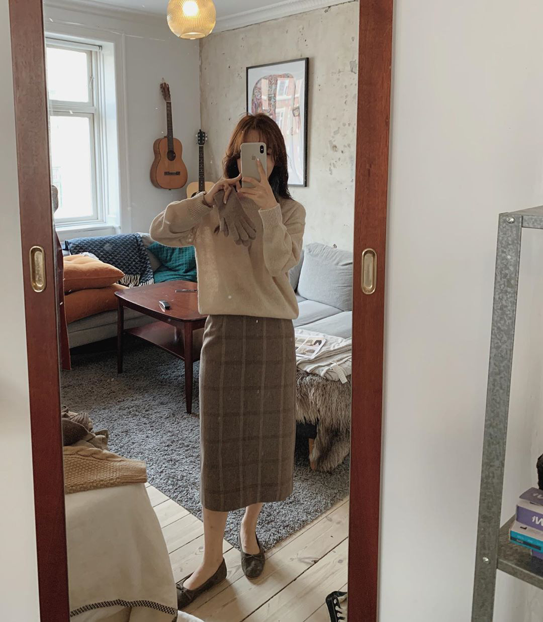 Kiểu gì chị em cũng nên sắm 4 mẫu chân váy sau để Tết đến là đẹp xinh nức nở-6