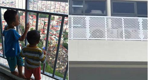 Các loại lưới an toàn cho nhà cao tầng, cầu thang bảo vệ trẻ nhỏ và những điều bạn cần biết khi chọn mua