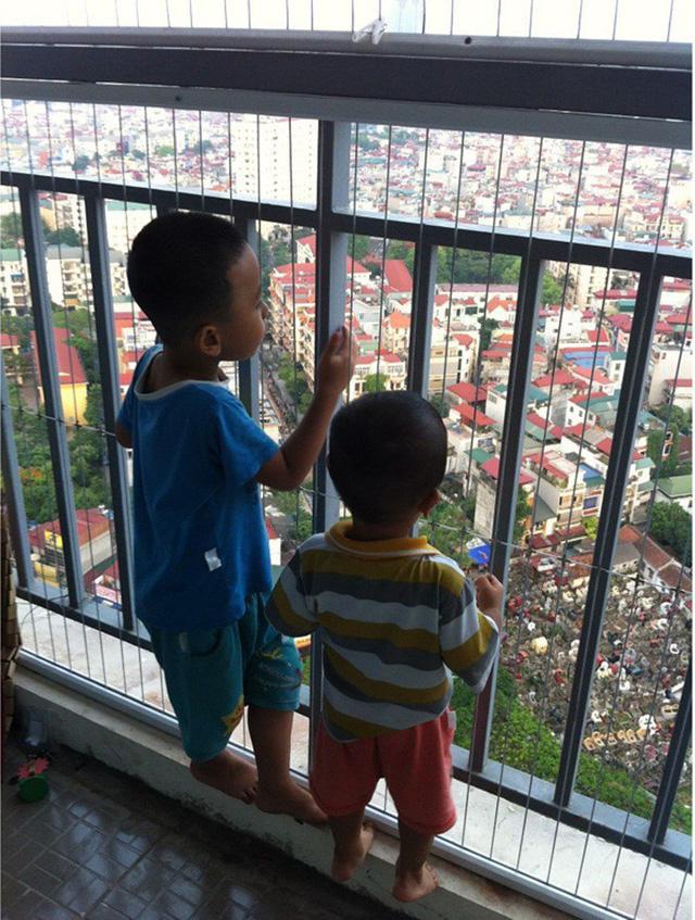 Các loại lưới an toàn cho nhà cao tầng, cầu thang bảo vệ trẻ nhỏ và những điều bạn cần biết khi chọn mua-2