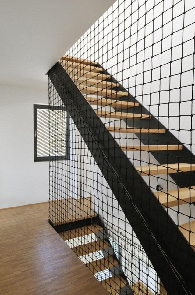 Các loại lưới an toàn cho nhà cao tầng, cầu thang bảo vệ trẻ nhỏ và những điều bạn cần biết khi chọn mua-7