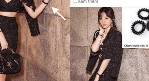 """Hari Won bị chồng """"mắng"""" tới tấp vì diện nguyên cây Chanel vài trăm triệu mà lại đeo phụ kiện 4k"""