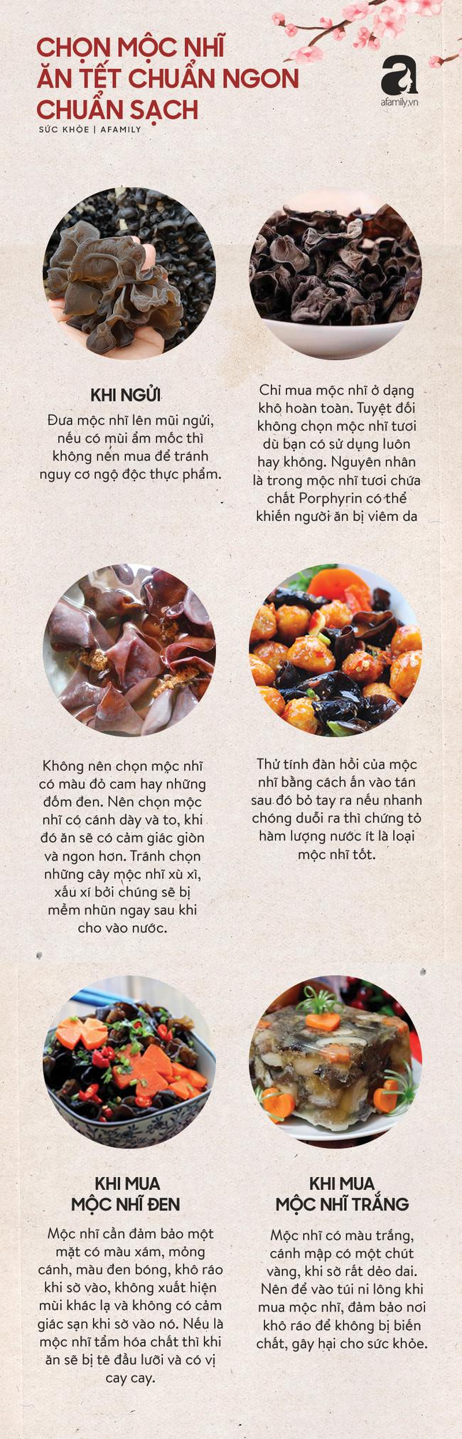 Chọn nấm hương và mộc nhĩ ăn Tết chuẩn ngon chuẩn sạch: Chuyên gia đưa ra mẹo hay!-4