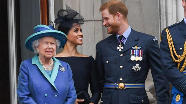 Vợ chồng Hoàng tử Harry rời hoàng gia Anh, trả lại triệu đô tiền sửa nhà