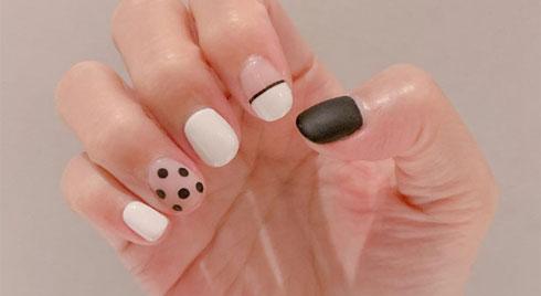 """Để Tết này thêm """"chanh sả"""", bạn hãy bắt chước ngay những mẫu nail sang xịn từ loạt sao châu Á sành điệu"""