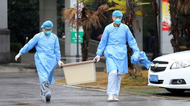 Bệnh phổi lạ lây lan mạnh đến các nước trên thế giới