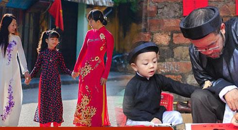 10 điều cha mẹ nên cùng con làm trong ngày Mùng 1 Tết: Vừa giúp trẻ gặp nhiều may mắn lại hiểu biết văn hóa dân tộc