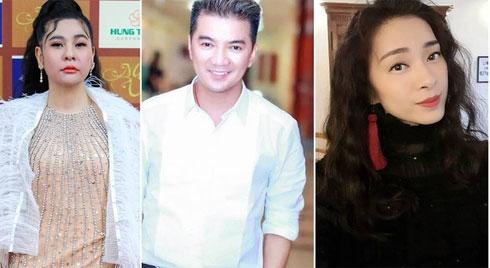 Sở TT&TT sẽ làm việc với Cát Phượng, Vân Ngô,  Đàm Vĩnh Hưng  khi đưa tin sai về dịch