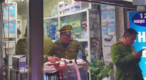 Hà Nội: Hàng loạt cửa hàng thuốc bị phạt vì đẩy giá khẩu trang lên cao để thu lời bất chính