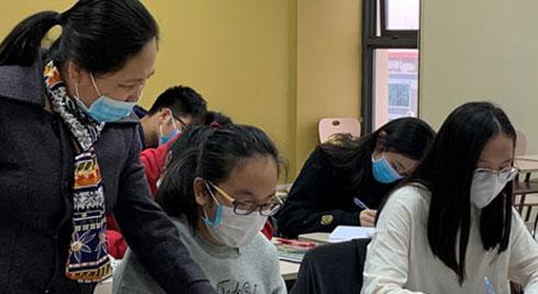 Có thể cho học sinh nghỉ thêm 1-2 tuần tùy vào tình hình dịch Corona