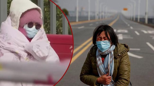 Rớt nước mắt cảnh mẹ van xin được rời tâm dịch để chữa bệnh ung thư cho con