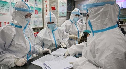 Virus corona không lây truyền qua đường bụi khí