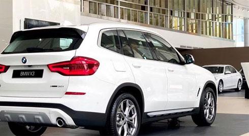 Những mẫu SUV hạng sang tầm giá 3 tỷ đồng đáng cân nhắc tại VN