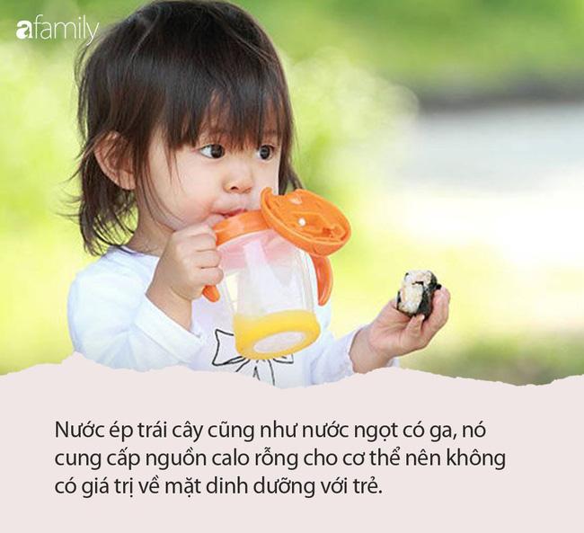 Trước 6 tuổi, có 3 loại thực phẩm mẹ nên hạn chế cho con ăn-3