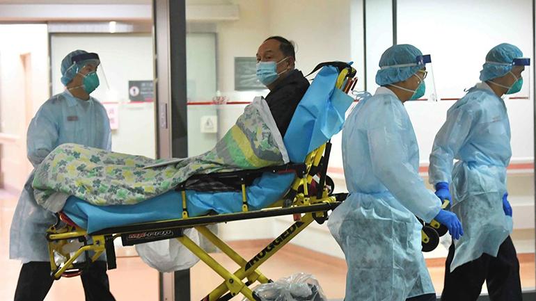 Số ca tử vong do virus corona đã lên tới 1018 người