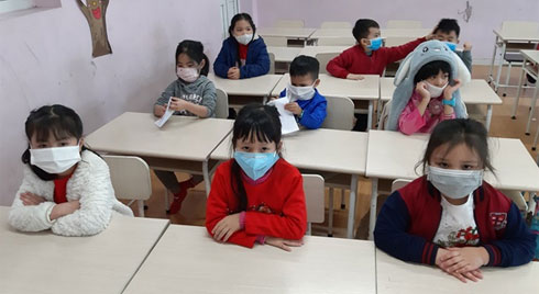 Phòng virus corona, cho con nghỉ học đến khi nào là an toàn?