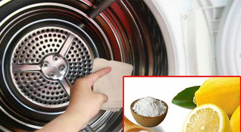 Lồng máy giặt dùng chục năm không vệ sinh, lỗi sai tai hại 10 người 9 mắc phải