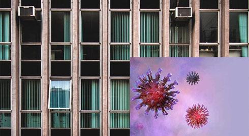 Phòng virus corona: Hãy tắt điều hòa không khí và mở toang cửa sổ