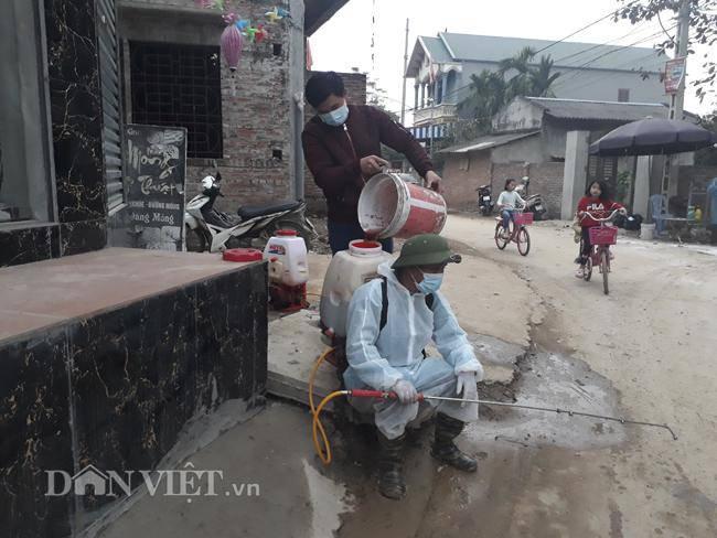 Cám cảnh nơi ổ dịch cúm A/H5N6 đầu tiên phát hiện ở Hà Nội-13