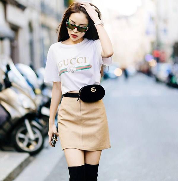 Phương Mỹ Chi ngày càng ăn mặc sành điệu, đến túi hiệu vài chục triệu cũng tậu liền tay-29