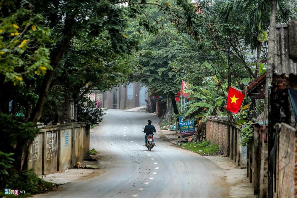 Chốt chặn 24/24h ở vùng dịch Covid-19 tại Vĩnh Phúc-5